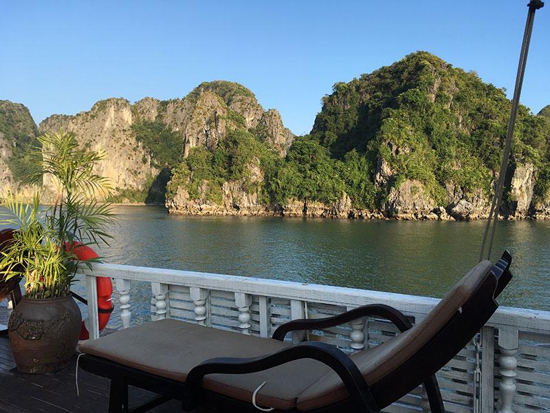 Croisière en jonque Baie d'Halong