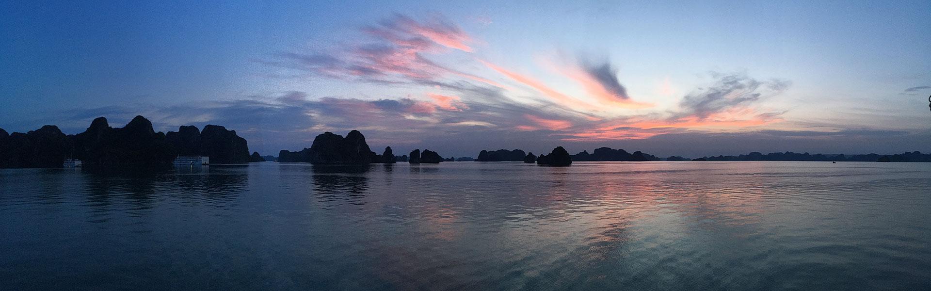 Croisière Baie Halong Vietnam