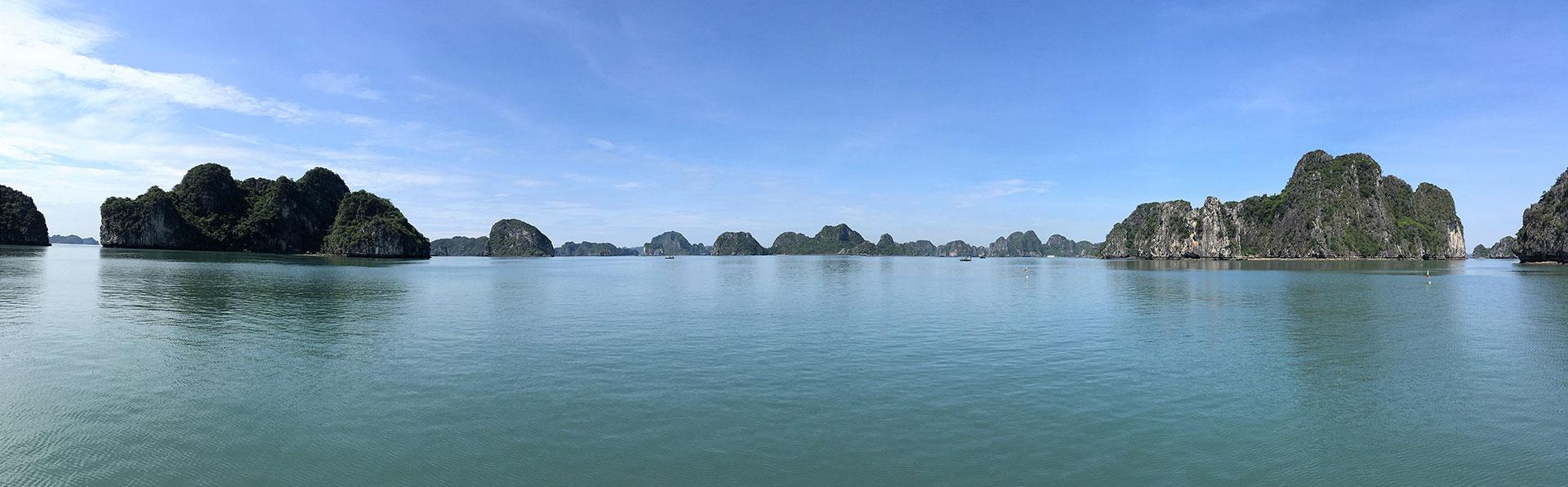 Croisière 3 jours Baie d'Halong