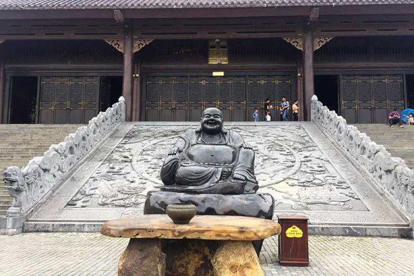 Buddha Ninh Binh