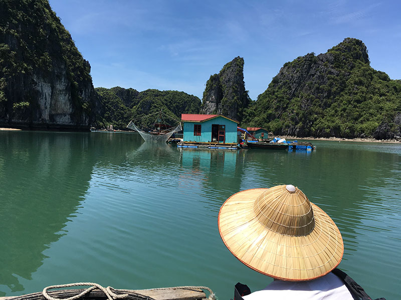 Visiter Baie d'Halong