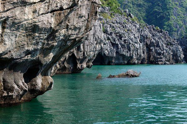 Crique baie Halong