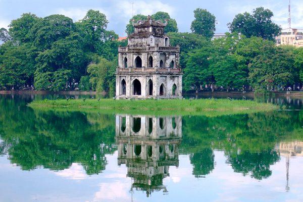Temple à Hanoi