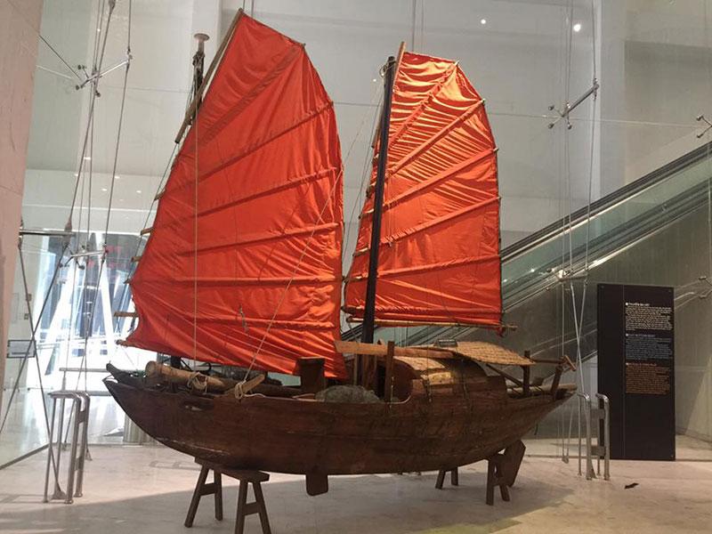 Musée Hon Gai Vietnam